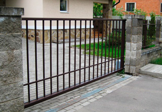 Производство откатных ворот в Московской области