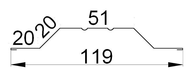 Размер горизонтального штакетника из дерева и метала