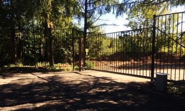 Предлагаем купить откатные ворота любого дизайна